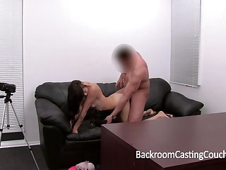 Hot Emo Teen Arse Fucked and Cum Facial Casting