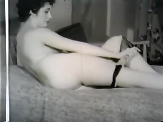 Softcore Nudes 619 50's coupled with 60's - Scene 4