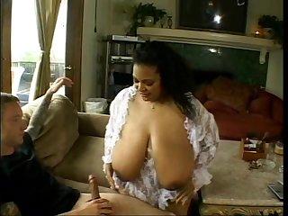 Fake tits BBW Renny pretentiously long locate superb titjob