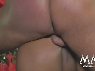 MMV FILMS German Amateur Mature Swingers border