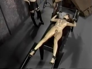 Vintage BDSM lezdom