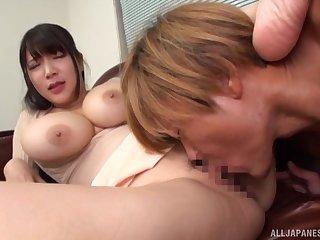 Chubby Asian slut, insane everlasting sex and dirty blowjob