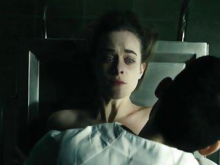 Spanish actress Alba Ribas naked