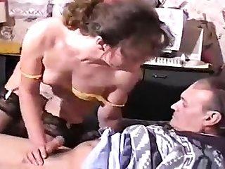 Handjob loving ebony toying concerning namby-pamby guys cock