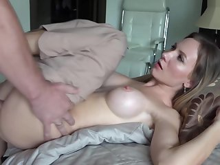 I Have Long Dreamed Of Fucking My StepMom