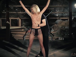Missy Luv gets her pussy whipped