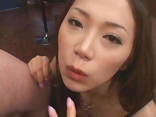 Semen Bar Bukkake Be proper of Cute Asami Ogawa