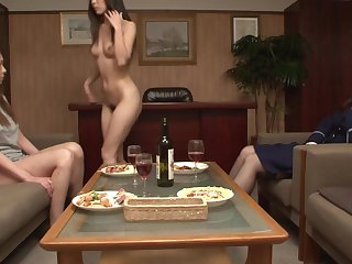 JAV Cease operations Prison CFNF pansy cunnilingus HD Subtitled